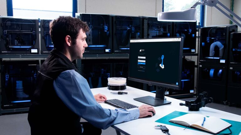 BCN3D Cloud Released for Real-time 3D Printing Fleet Management